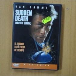 MUERTE SUBITA - DVD