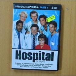 HOSPITAL ST ELIGIUS - PRIMERA TEMPORADA PARTE 1 - DVD