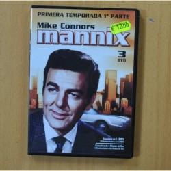 MANNIX - PRIMERA TEMPORADA 1 PARTE - DVD