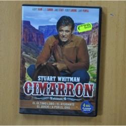 CIMARRON - VOLUMEN 4 - DVD
