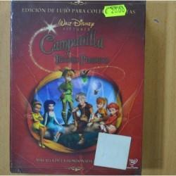 CAMPANILLA Y EL TESORO PERDIDO - DVD + LIBRO