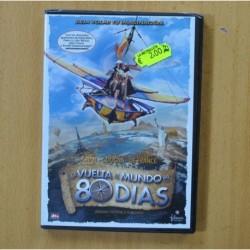 LA VUELTA AL MUNDO EN 80 DIAS - DVD