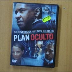 PLAN OCULTO - DVD