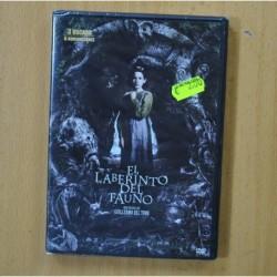EL LABERINTO DLE FAUNO - DVD