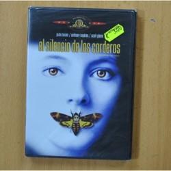 EL SIELNCIO DE LOS CORDEROS - DVD