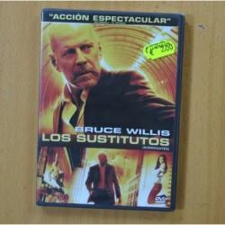 LOS SUSTITUTOS - DVD