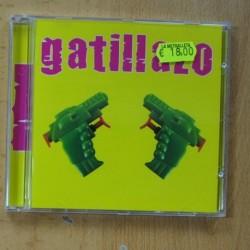 GATILLAZO - GATILLAZO - CD