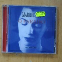 MADREDEUS - O PARAISO - CD