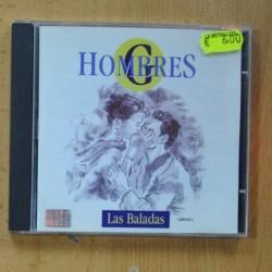 HOMBRES G - LAS BALADAS - CD