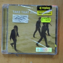 TAKE THAT - BEAUTIFUL WORLD - CD