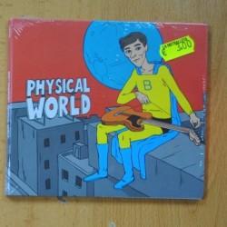 BART DAVENPORT - PHYSICAL WORLD - CD