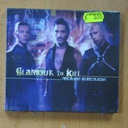GLAMOUR TO KILL - PECADOS ELECTRICOS - CD