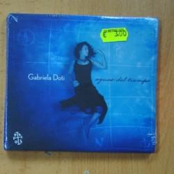 GABRIELA DOTI - AGUAS DEL TIEMPO - CD