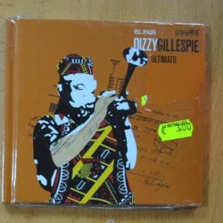 DIZZY GILLESPIE - ULTIMATO - CD