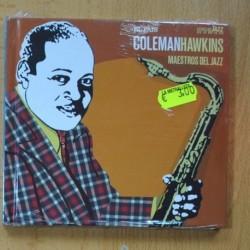 GOLEMAN HAWKINS - MAESTROS DEL JAZZ - CD