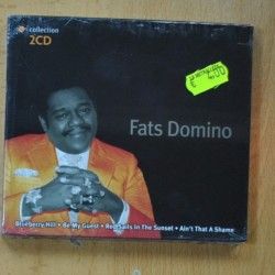 FATS DOMINO - COLLECTION - 2 CD