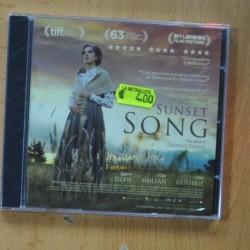 VARIOUS - B.S.O. SUNSET SONG - CD