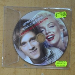 BIORN MURI & MARILYN MONROE - I WANNA BE LOVED BY YOU - CD
