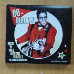 BO DIDDLEY - ROCK `N`ROLL MASTER BLASTER : THE ESSENTIAL COLLECTION - 2 CD