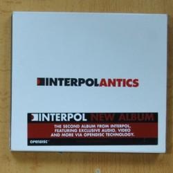 INTER - TRAVESURAS - CD