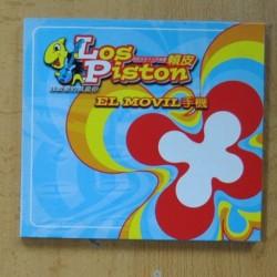 LOS PISTON - EN MOVIL - CD