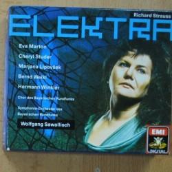WOLFFGANG SAWALLISCH - RICHARD STRAUSS - ELEKTRA - CD