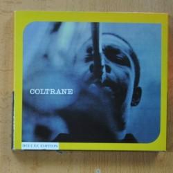 THE JOHN COLTRANE QUARTETTE - COLTRANE - CD