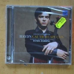 HAYDN GAUTIER CAPUÇON - MAHLER CHAMBER ORCHESTRA - DANIEL HARDING - CELLO CONCERTOS - CD