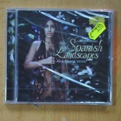 LETICIA MORENO - SPANISH LANDSCAPES - CD