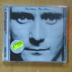 PHIL COLLINS - FACE VALULE - CD