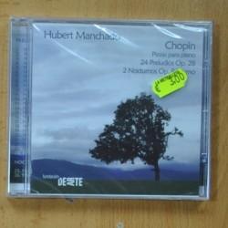 HUMBERT MACHADO - CHOPIN - PIEZAS DE PIANO - CD