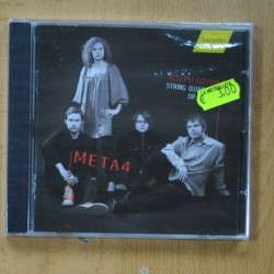 META 4 - HAYDN - STRING QUARTETS - CD