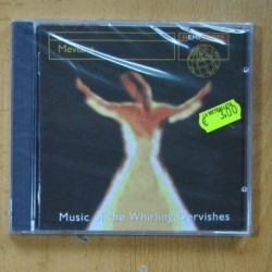 DERVICHES GIRADOES - MEVIAN MUSIC OF THE WHIRLING DERVICHES - CD