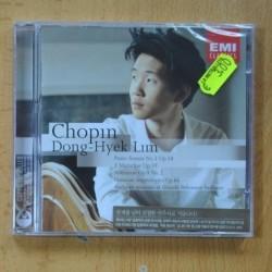 DONG HYEK LIM - CHOPIN RECITAL - CD