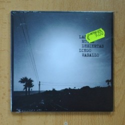 DIEGO VASALLO - LAS RUTAS DESIERTAS - CD