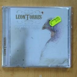 LEON TORRES - MI PERRO NEGRO - CD