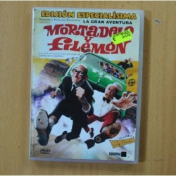 MORTADELO Y FILEMON - DVD