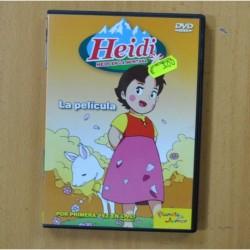 HEIDI LA PELICULA - DVD