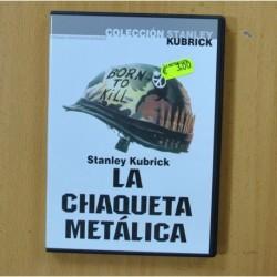 LA CHAQUETA METALICA - DVD
