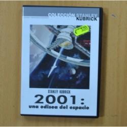 2001 UNA ODISEA DEL ESPACIO - DVD