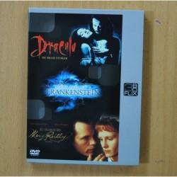 DRACULA / FRANKENSTEIN / EL SECRETO DE MARY REILLY - DVD