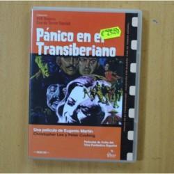 PANICO EN EL TRANSIBERIANO - DVD