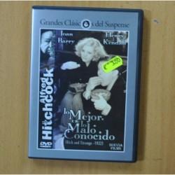 LO MEJOR ES LO MALO CONOCIDO - DVD