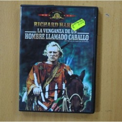 LA VENGANZA DE UN HOMBRE LLAMADO CABALLO - DVD