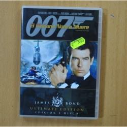 007 EL MAÑANA NUNCA MUERE - DVD