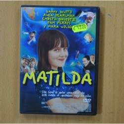 MATILDA - DVD