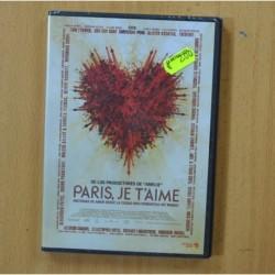 PARIS JE T AIME - DVD