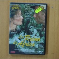 LA REINA DE AFRICA - DVD