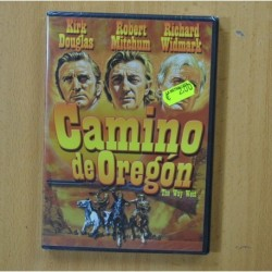 CAMINO A OREGON - DVD