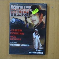 AGACHATE MALDITO - DVD